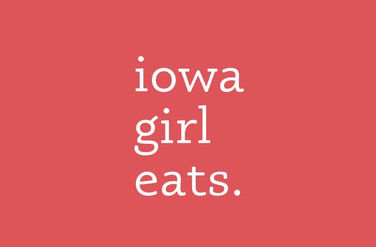 Iowagirleats.com Logo